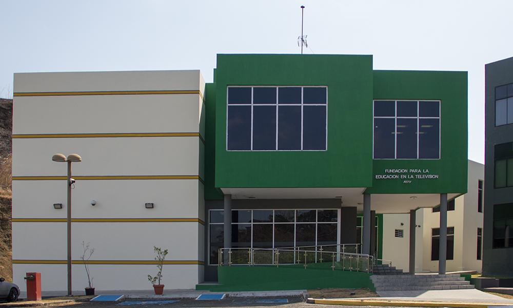 Fotografía de proyecto de Diseño de edificio de FETV