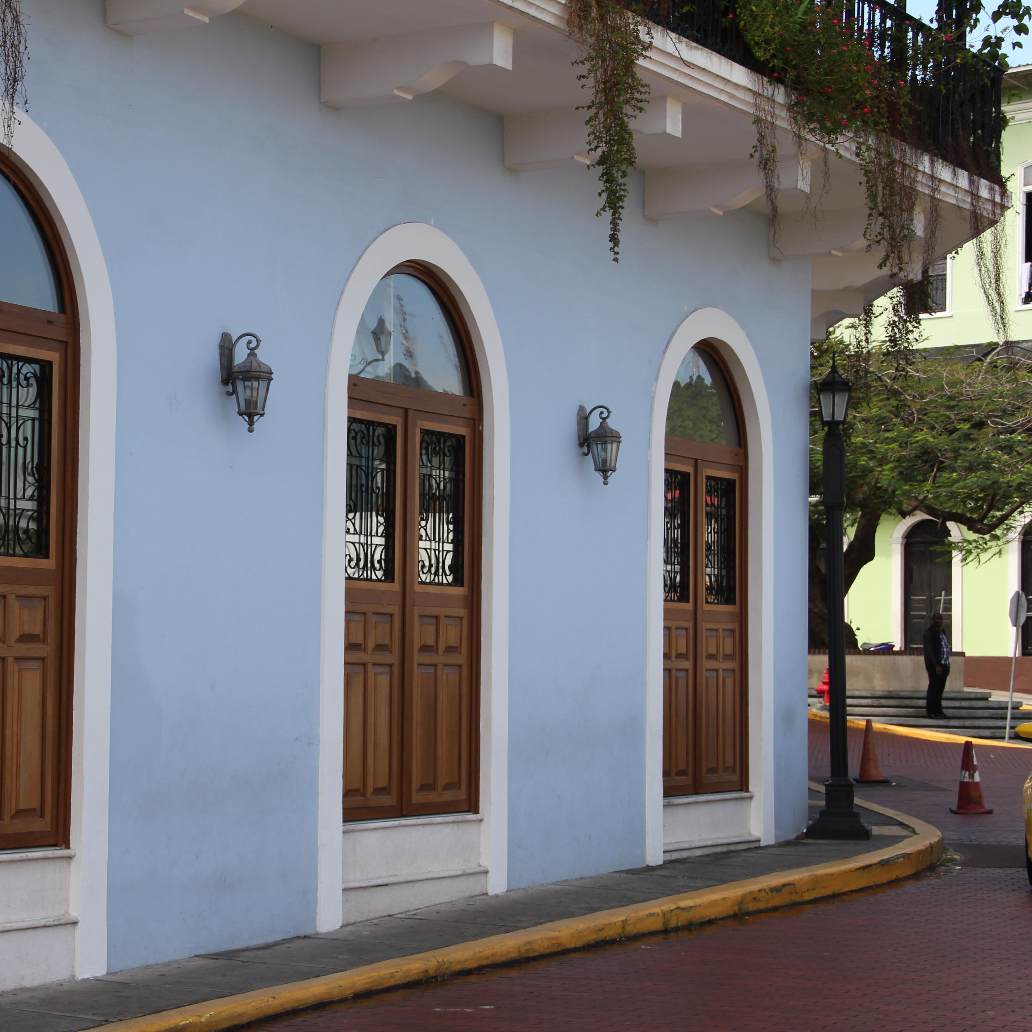 Fotografía de proyecto de Restauración de edificación en Casco Antiguo.