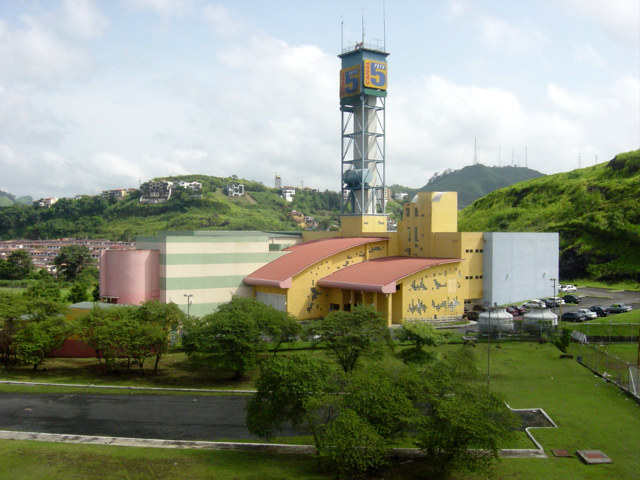 TV Station in Bethania - FETV Channel 5