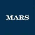 Logo de la compañía MARS.